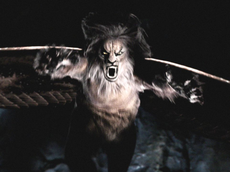 Höllenhund Cerberus ... - Bildquelle: Ken George Hallmark Entertainment