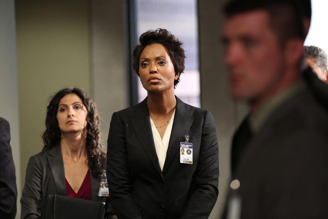 Um einen Serientäter zu fassen, bekommt das BAU-Team Unterstützung von der forensischen Psychologin Dr. Tara Lewis (Aisha Tyler, M.) ... - Bildquelle: ABC Studios