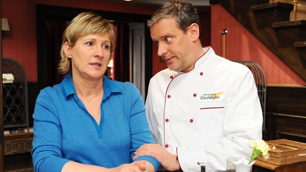 Anna-und-die-Liebe-Folge-673-03-Sat1-Oliver-Ziebe - Bildquelle: SAT.1/Oliver Ziebe
