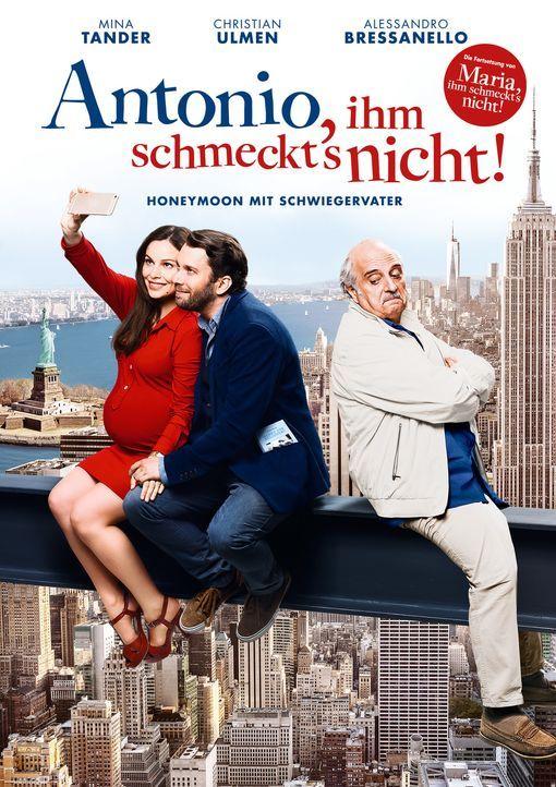 Antonio, ihm schmeckt's nicht! - Artwork - Bildquelle: 2016 Fox International Productions (Germany) GmbH and Bavaria Pictures GmbH.  All rights reserved.
