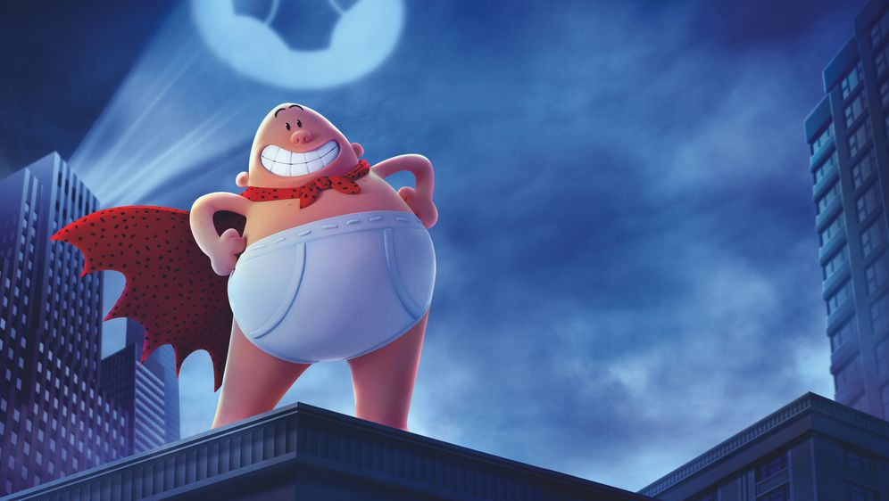 Captain Underpants - Der supertolle erste Film - Bildquelle: 2017 DreamWorks Animation, L.L.C.  All rights reserved.