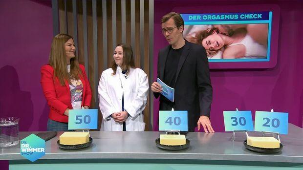 Die Dr. Wimmer Show - Die Dr. Wimmer Show - Das Geheimnis Des Weiblichen Orgasmus