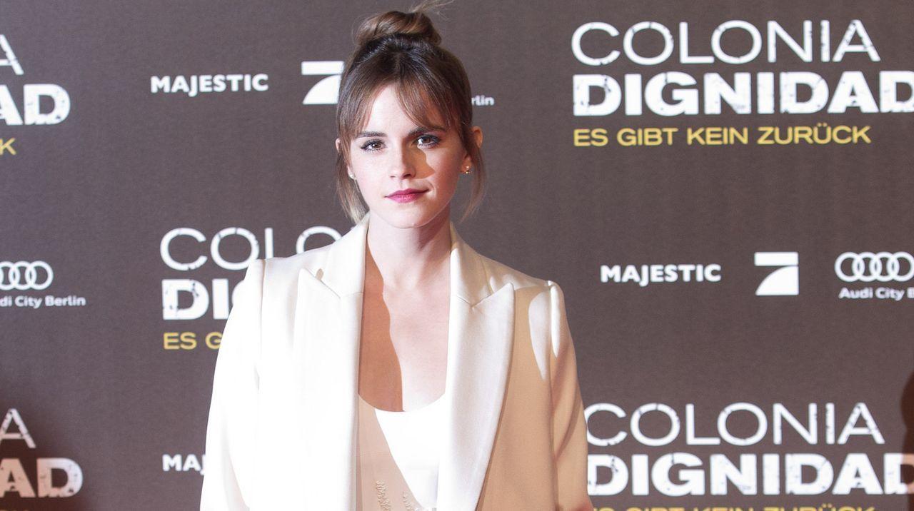 Emma Watson - Bildquelle: dpa