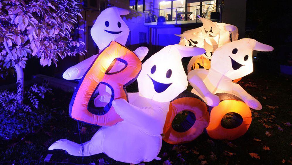 Halloween Deko Garten Im Grusel Style Sat 1 Ratgeber