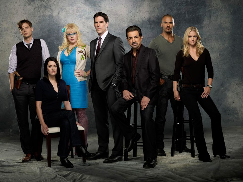 Criminal Minds: Staffel 7 - Bildquelle: 2011 American Broadcasting Companies, Inc. All rights reserved.
