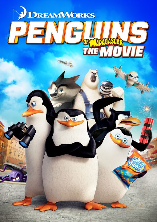 Penguins of Madagascar - Plakatmotiv - Bildquelle: 2014 DreamWorks Animation, L.L.C.  All rights reserved.