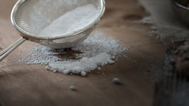 Viel Puderzucker und etwas Eiweiß – das Geheimrezept für den perfekten Zucker...