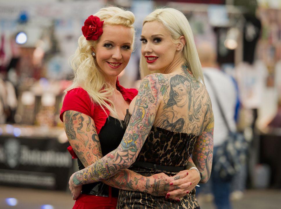 Tattoo13_dpa - Bildquelle: dpa