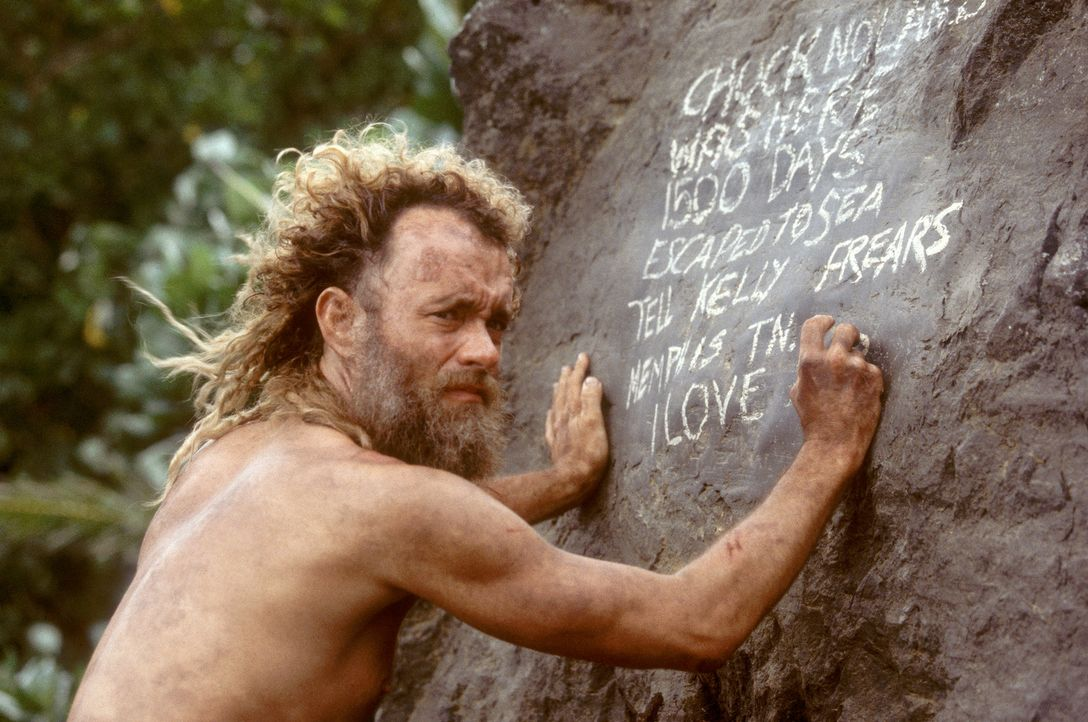 Cast Away - Verschollen - Bildquelle: 2001 Twentieth Century Fox Film Corporation and Dreamworks LLC. All rights reserved
