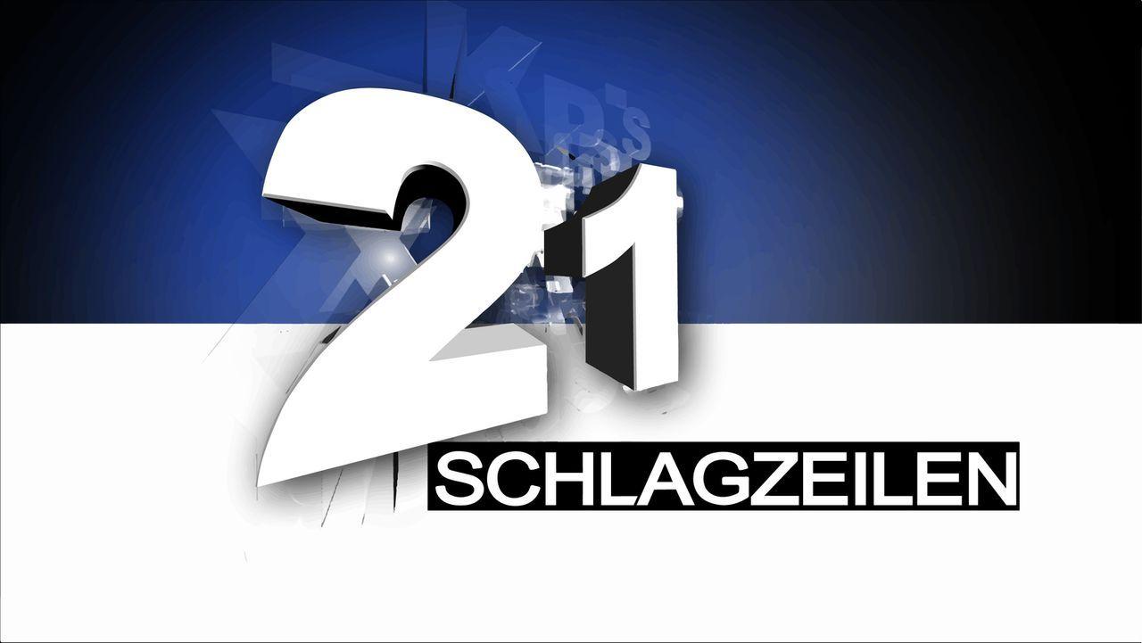 21 Schlagzeilen - Logo - Bildquelle: SAT.1