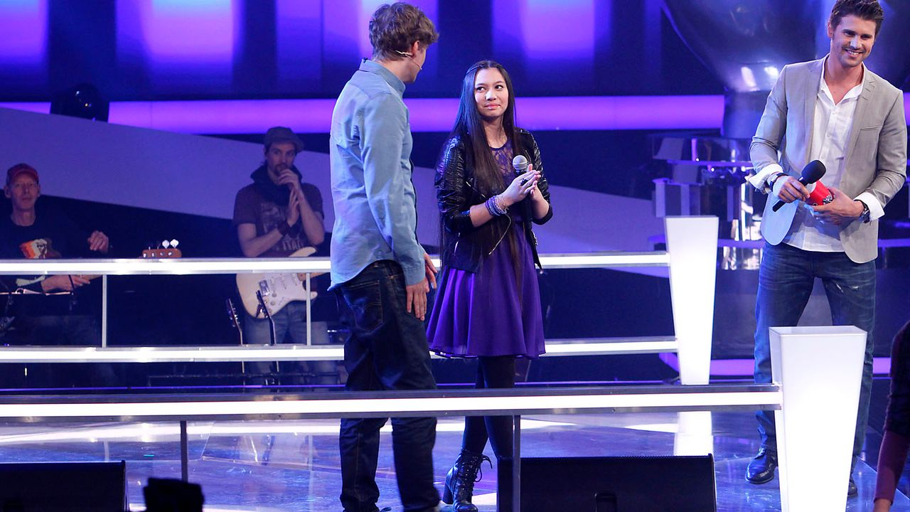 The-Voice-Kids-epi04-Kieu-19-SAT1-Richard-Huebner - Bildquelle: SAT.1/Richard Hübner