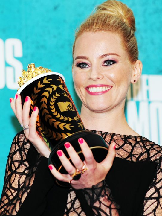 mtv-movie-awards-Elizabeth-Banks4-12-06-03-getty-AFP - Bildquelle: getty-AFP