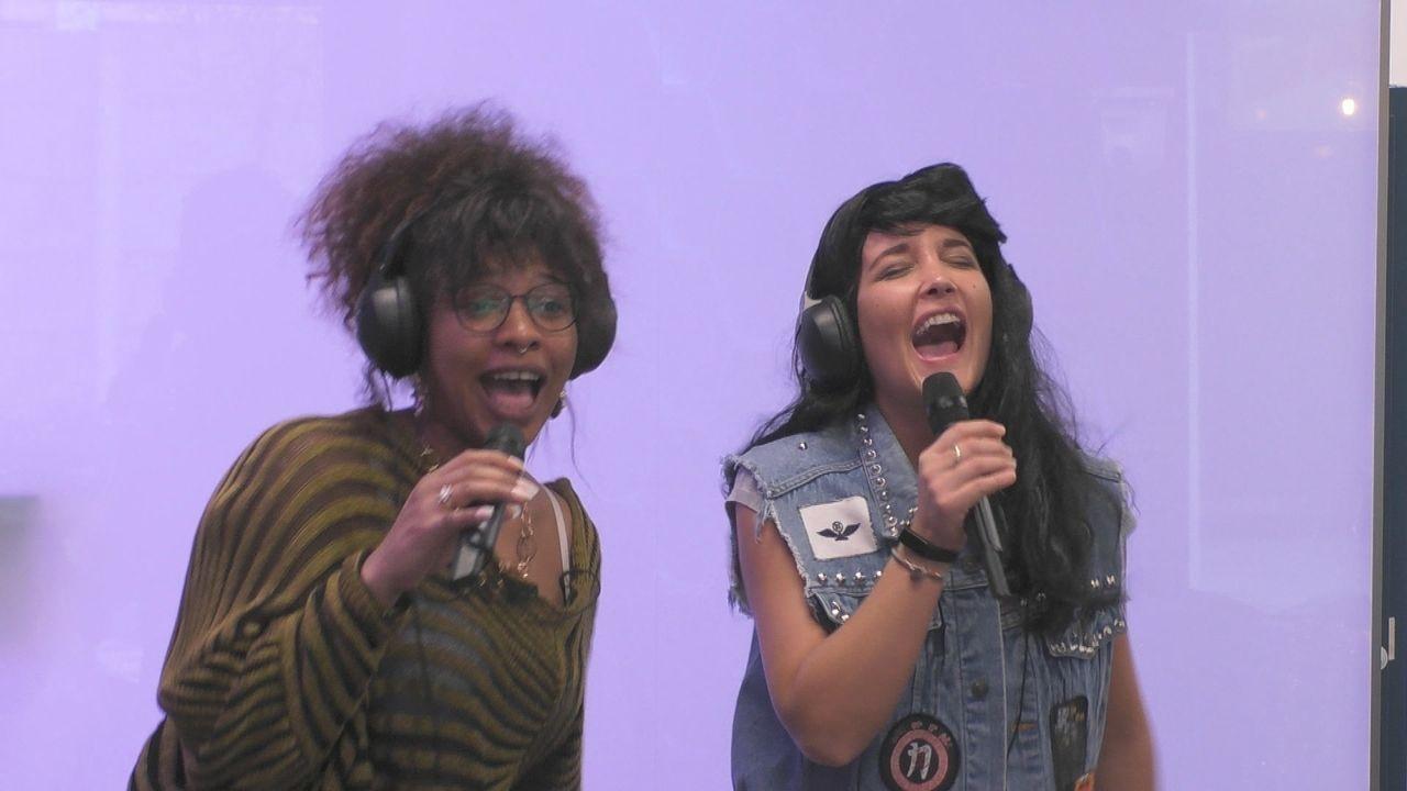 Vanessa (l.); Michelle (r.) - Bildquelle: SAT.1