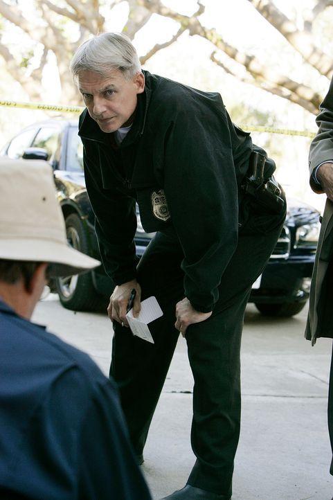 Erlebt in einem neuen Mordfall eine schockierende Überraschung: Gibbs (Mark Harmon) ... - Bildquelle: CBS Television