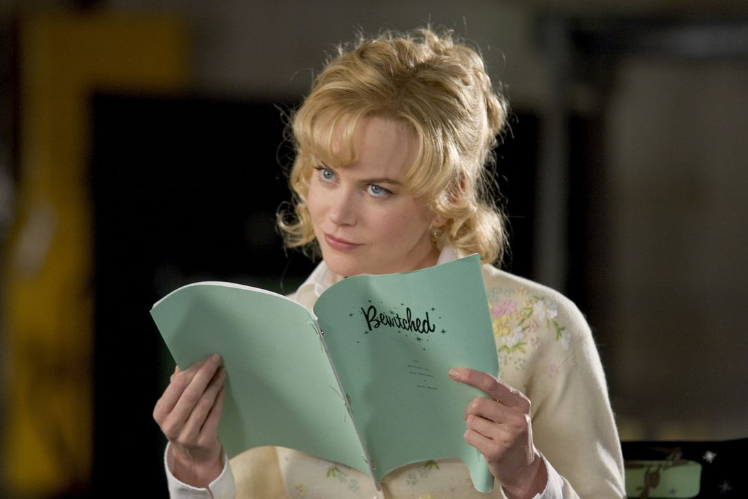 Niemand kräuselt so süß die Nase wie sie: Isabel Bigelow (Nicole Kidman) ... - Bildquelle: 2005 Columbia Pictures Industries, Inc. All Rights Reserved.