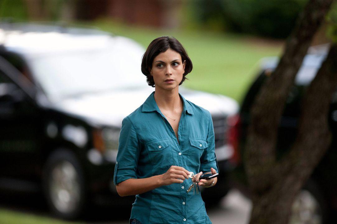 Jessica (Morena Baccarin) hat keine Ahnung, wo ihr Mann festgehalten wird ... - Bildquelle: 20th Century Fox International Television