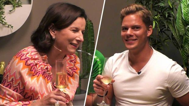 Big Brother - Big Brother - Folge 74: Claudia Obert Verdreht Cedric Den Kopf