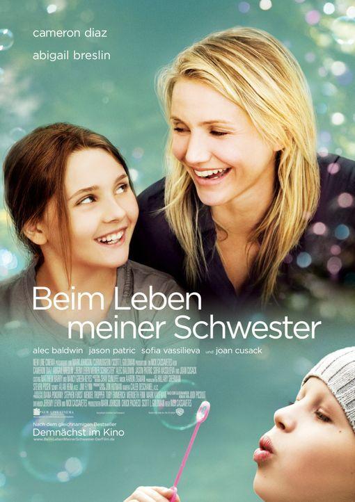 Beim Leben meiner Schwester - Plakatmotiv - Bildquelle: Warner Brothers