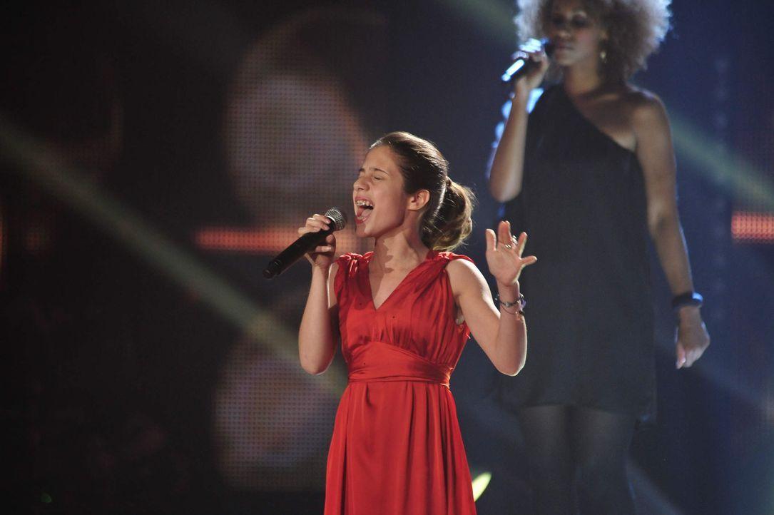The-Voice-Kids-Finale-9 - Bildquelle: SAT.1/Andre Kowalski