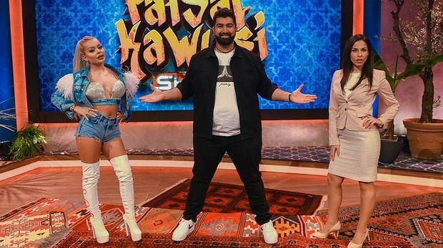 Die Faisal Kawusi Show - Die Faisal Kawusi Show - Bomben Und Bettgeschichten
