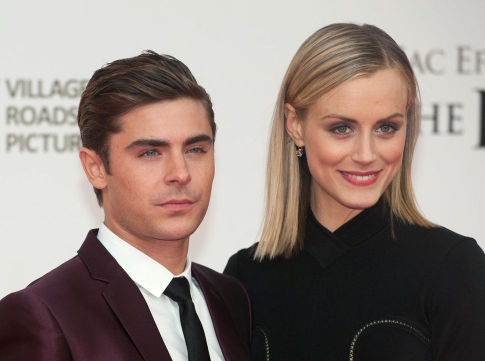 premiere-the-lucky-one-zac-efron-002 - Bildquelle: dpa