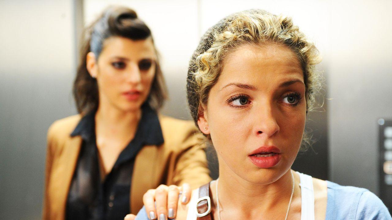 Anna-und-die-Liebe-Folge-816-04-Sat1-Oliver-Ziebe - Bildquelle: SAT.1/Oliver Ziebe