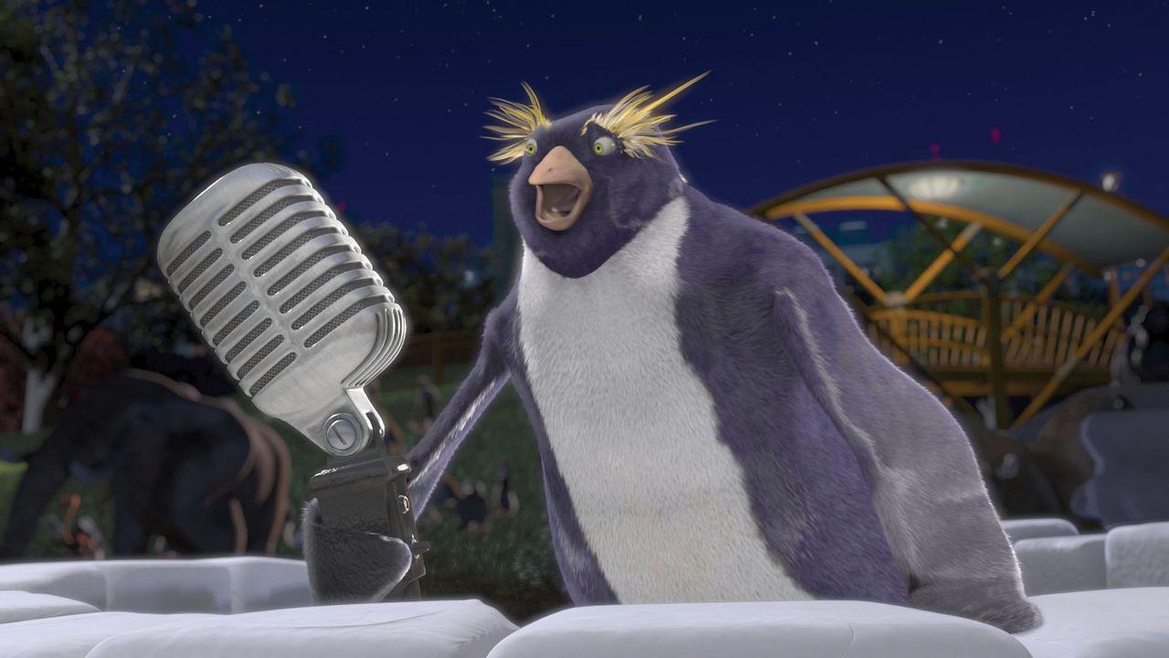 Wenn abends die Lichter im New Yorker Zoo ausgeschaltet werden, übernehmen die Tiere das Terrain ... - Bildquelle: Disney Enterprises, Inc.  All rights reserved