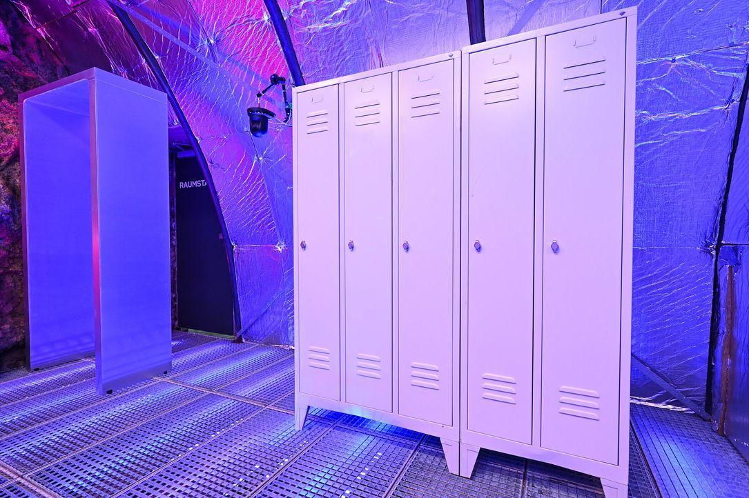 Promi Big Brother 2021 - Die ersten Fotos der Bereiche - 2272781 - Bildquelle: SAT.1/Willi Weber