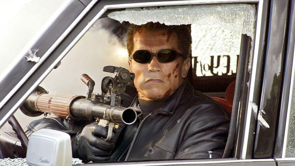 Terminator 3 - Rebellion der Maschinen - Bildquelle: dpa