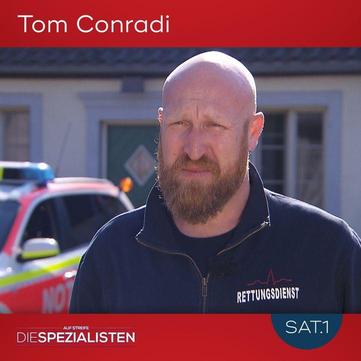 Tom Conradi - Bildquelle: SAT.1
