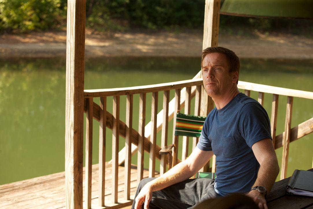 Ein emotionaler Dämpfer holt Brody (Damian Lewis) zurück auf den Boden der Tatsachen ... - Bildquelle: 20th Century Fox International Television