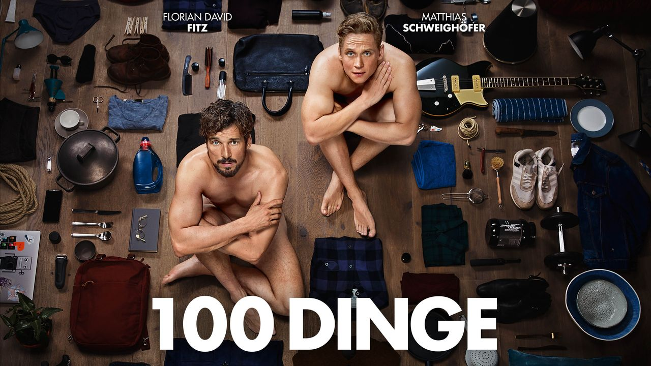 100 Dinge - Artwork - Bildquelle: 2018 Pantaleon Films GmbH / Warner Bros. Entertainment GmbH