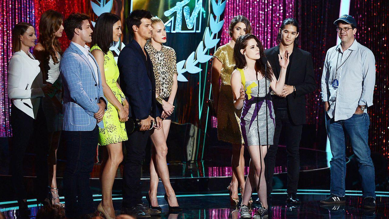 mtv-movie-awards-Twilight-cast-12-06-03-getty-AFP - Bildquelle: getty-AFP