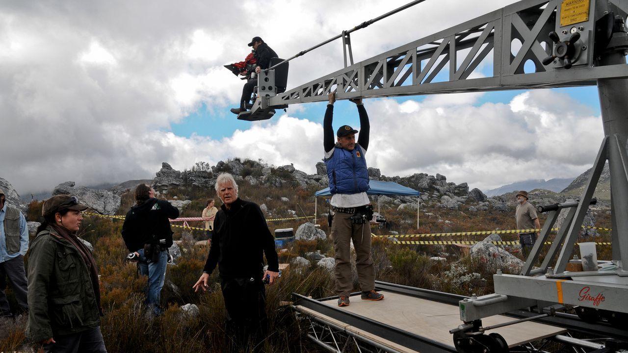 Das-verlorene-Labyrinth-Setbild-12-Tandem-Film-Afrika - Bildquelle: SAT.1/2011Tandem Productions GmbH & Film Afrika Worldwide (Pty) Limited South Africa. All Rights Reserved.
