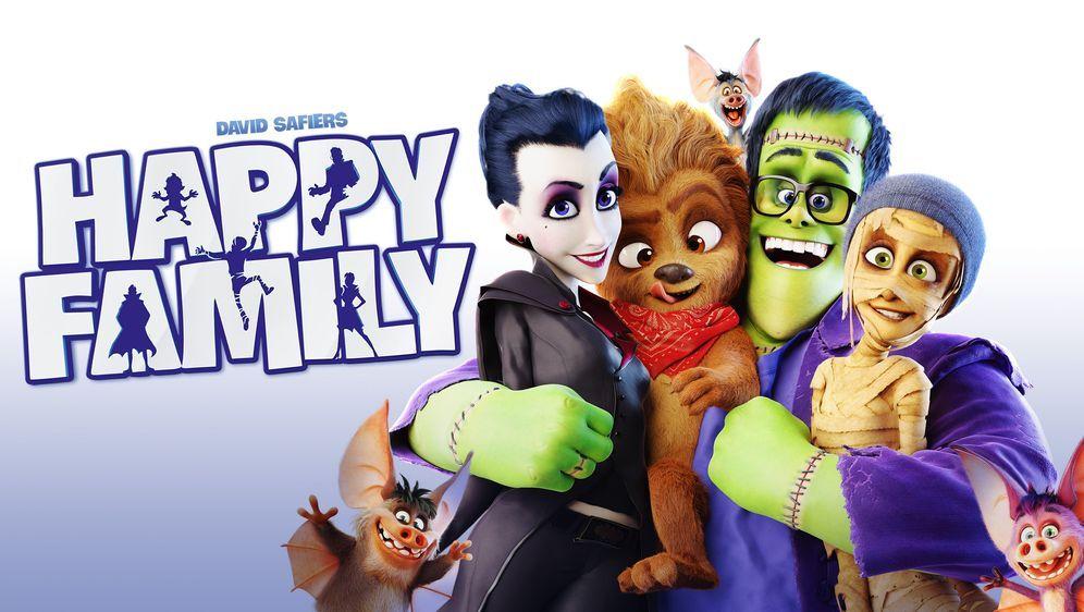 Happy Family - Bildquelle: 2017 UNITED ENTERTAINMENT LTD, AMBIENT ENTERTAINMENT GMBH & CO. KG, MACK MEDIA GMBH & CO. KG, AGIR WERBE GMBH & CO. KG, ROTHKIRCH CARTOON FILM GMBH.
