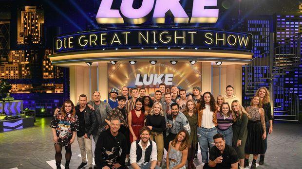 Luke! Die Greatnightshow - Luke! Die Greatnightshow - Die Band 2020