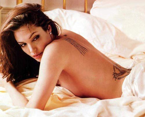 Galerie: Angelina Jolie - Bildquelle: Promo