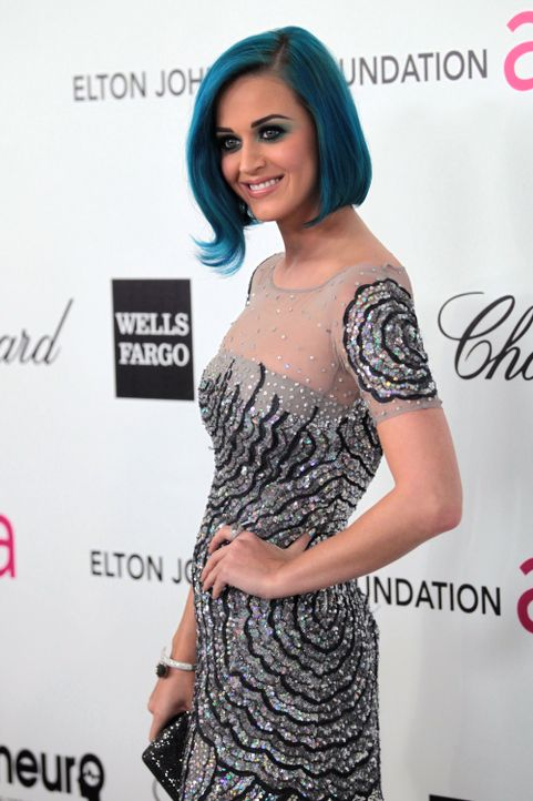 Katy-Perry - Bildquelle: AFP-Getty