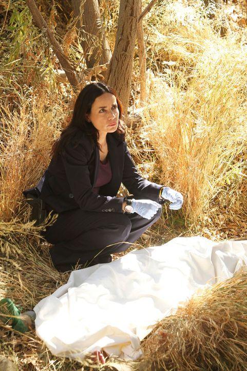 Versucht alles, um einen neuen Fall zu lösen: Beth (Janeane Garofalo) ... - Bildquelle: ABC Studios