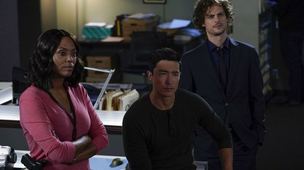 Criminal Minds - Criminal Minds - Staffel 14 Episode 6: Luke