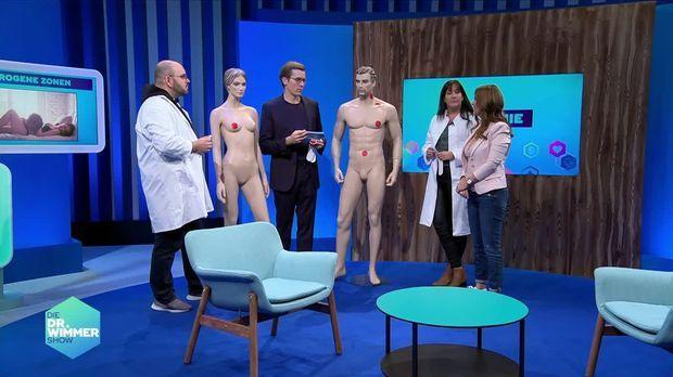 Die Dr. Wimmer Show - Die Dr. Wimmer Show - Erogene Zonen: So Machen Sie Ihren Partner Richtig Heiß