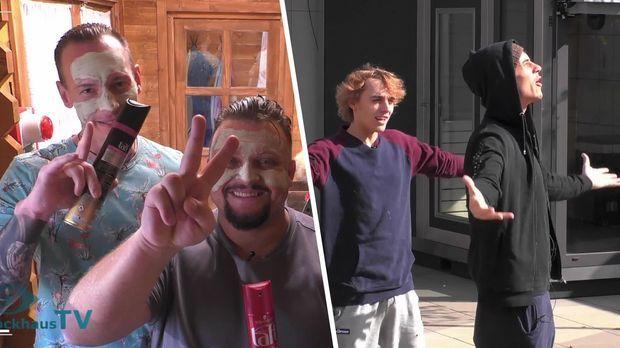 Big Brother - Big Brother - Folge 29: Eine Neue Show Entsteht Und Der Sonnentanz Im Glashaus