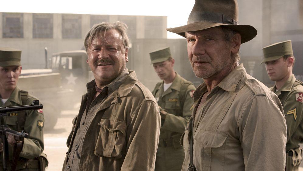 Indiana Jones und das Königreich des Kristallschädels - Bildquelle: Lucasfilm Ltd. & TM. All Rights Reserved