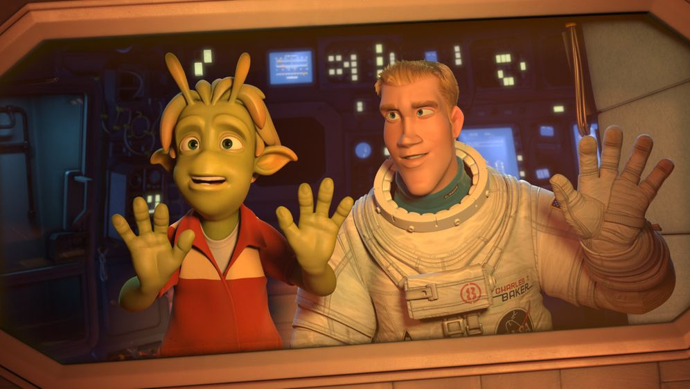 Planet 51 - Bildquelle: 2009 Columbia TriStar Marketing Group, Inc.  All Rights Reserved.