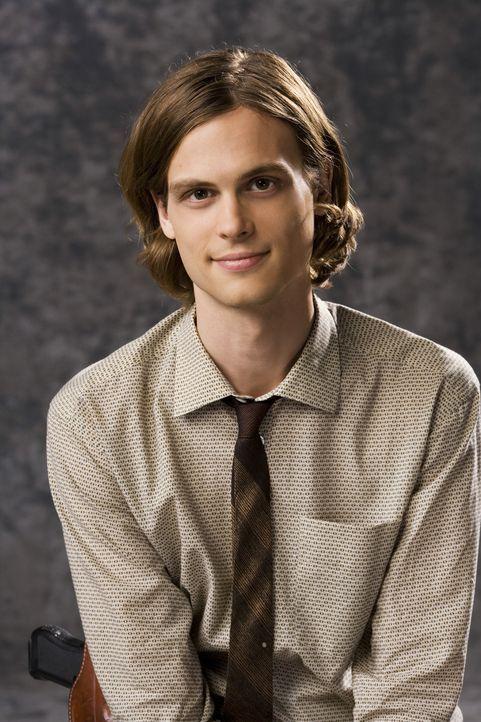 (3. Staffel) - Im Auftrag des FBIs versucht Dr. Spencer Reid (Matthew Gray Gubler), jeden Serientäter zu entlarven ... - Bildquelle: Touchstone Television