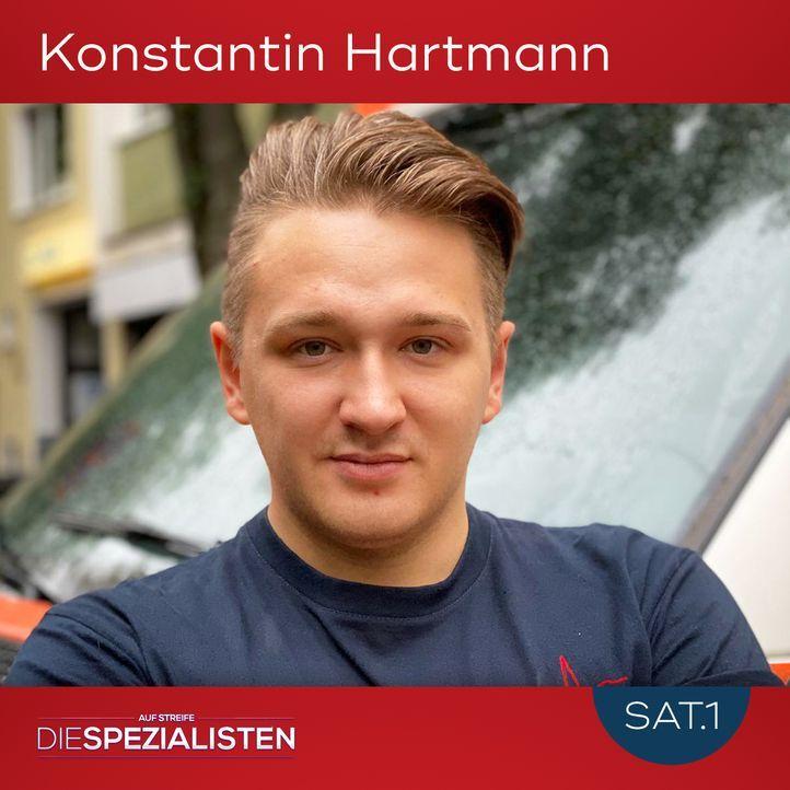 Konstantin Hartmann - Bildquelle: SAT.1