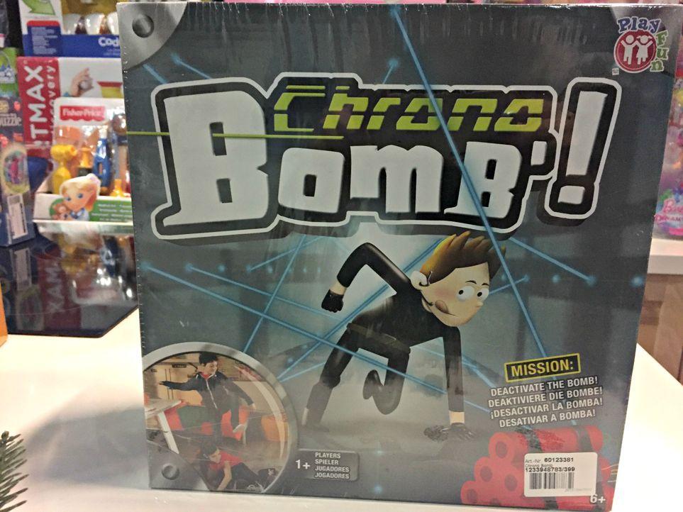 """3. """"Chrono Bomb"""" von IMC Toysca. 34,99€"""