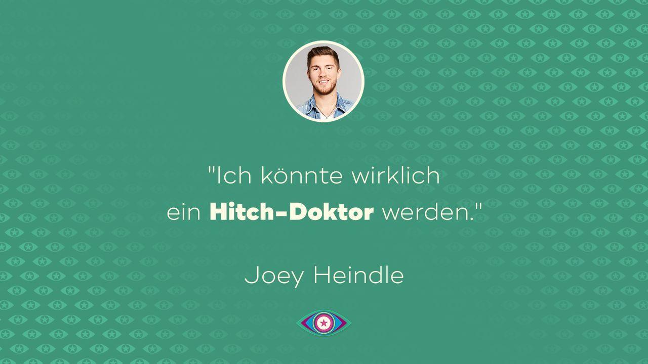Joey Hitch-Doktor Tag 12 - Bildquelle: SAT.1