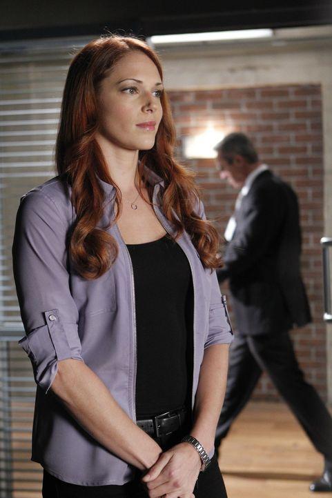 Ermittelt in einem neuen Fall: Grace Van Pelt (Amanda Righetti) ... - Bildquelle: Warner Bros. Television