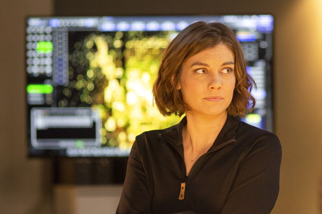 Frankie Trowbridge (Lauren Cohan) - Bildquelle: Nick Ray 2018 American Broadcasting Companies, Inc. All rights reserved.